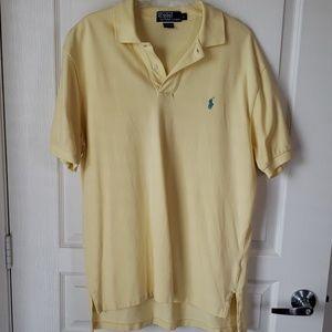 EUC Mens sz L Polo shirt